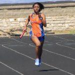 Girls Track - Marion Freeman 2018