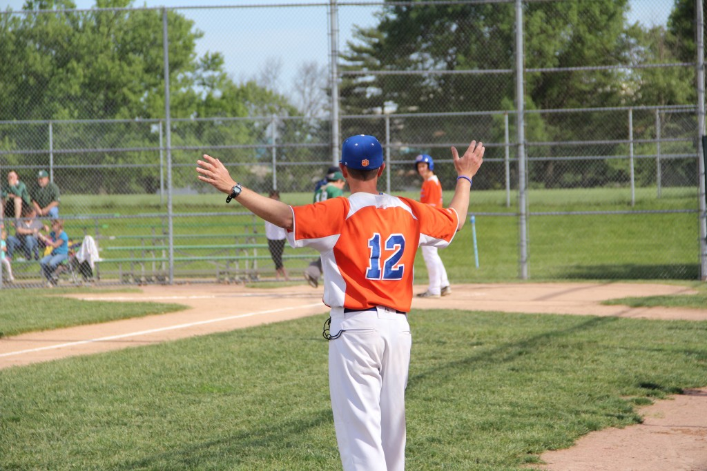 Baseball–A Note from Coach Sucher–Final Optional Work-out