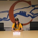 Girls Soccer – Kaitlyn Sharp Signs with Centre College
