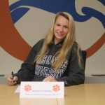 Girls Soccer – Katherine Owings Signs with Johnson and Wales University