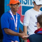 Boys Tennis – Angelo Vidal – 3rd Team ALL-METRO