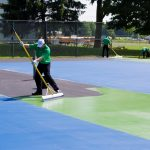 Tennis Court Closures this FALL – Resurfacing Reminder – Final Stage