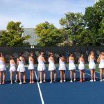 Girls Tennis – Senior Night 2018