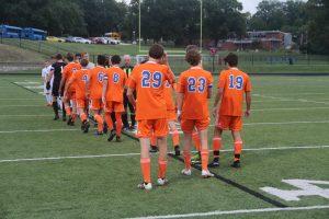 Boys Varsity Soccer vs. Alton Marquette – 9/24/18