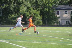 Boys Varsity Soccer vs. Brentwood – 10/1/18