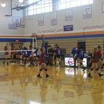 Volleyball vs. Hazelwood West - 10/10/18