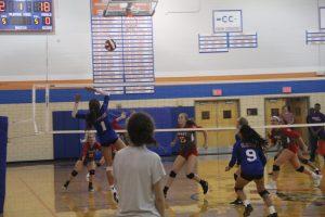 Volleyball vs. Hazelwood West – 10/10/18