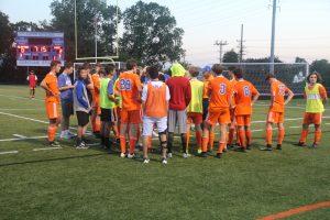 Soccer vs. Parkway West – 10/8/18
