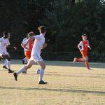Boys JV Soccer vs. Principia - 10/23/18