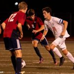 Boys Soccer – Dulle Named to 2018 All Central Region