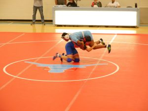 Wrestling Tri Meet – UCity at Parkway West – 12/5/18