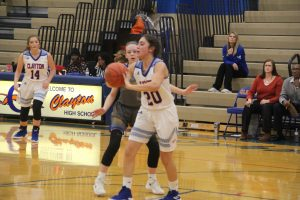 Girls Basketball vs. Seckman – 1/17/19