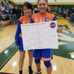 Wrestling - Khaylie Ross District Champion - 2/2/2019