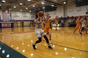 Girls Varsity Basketball vs. Oakville – 2/7/2019