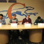 Clayton Athletics - College Signing Day - 2/6/2019