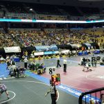 Wrestling – State Day 1 – 2019