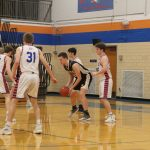 Boys Basketball vs. Lutheran South - 2/19/2019