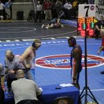 Wrestling - Jeremiah Austin 4th Round Match - 2019