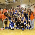 Girls Basketball WINS District Title – 2019