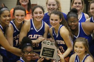 Girls Basketball vs. Jennings – 3/3/19 – District CHAMPIONS