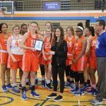 Girls Basketball - Mira Upshaw - KFNS Athlete of the Week