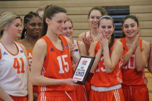 Girls Basketball – Mira Upshaw – KFNS Athlete of the Week