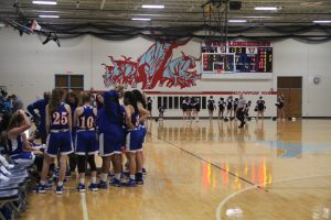 Girls Basketball vs. Parkway North – 3/5/19 – SECTIONALS