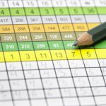 Boys Varsity Golf Prevails over U City and Ritenour