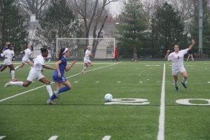Girls Soccer vs. McCluer North 4/5/19