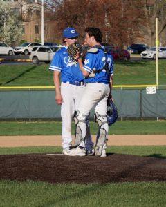 Baseball vs. Pattonville – 4/8/2019