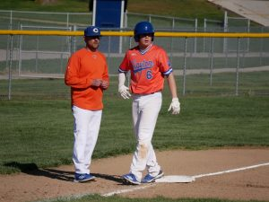 Baseball vs. McCluer North 4/15/19