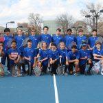 Boys Junior Varsity Tennis beats Christian Brothers College 5 – 2