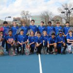 Boys Junior Varsity Tennis beats Eureka 3 – 2