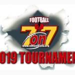 Football – 7v7 Tournament RULES – 6/22/19