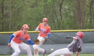 Baseball vs. Morton (IL) – 4/27/19