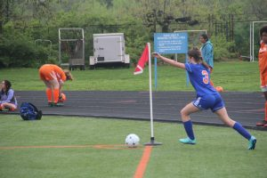 Girls Soccer vs. Parkway North – 4/25/19