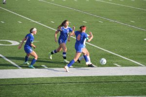 Girls Soccer vs. Parkway West – 4/29/19