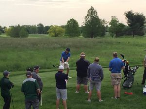 Boys Golf – Sectionals Tournament