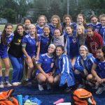 Girls Varsity Soccer beats Ladue Horton Watkins in PK's