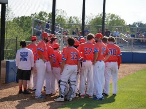 Baseball vs. Westminster 5/15/19 – District Semi-Finals