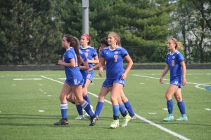Girls Soccer vs. Affton – 5/7/19