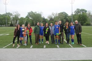 Girls Soccer vs. Rosati 5/9/19 – SENIOR NIGHT