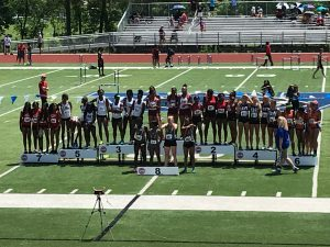 Track – State Meet 2019