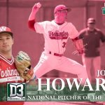 CHS ALUM – John Howard Named National Pitcher of the Year – 2019