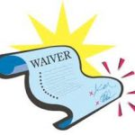 Hold Harmless Sports Waiver – SUMMER 2019