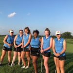 Girls Golf BEATS Farmington on their opener of the season!