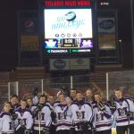 Maumee High School Varsity Hockey beat Springfield Local High School 10-2