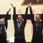 Archambeau Advances to State Gymnastics Championships