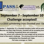 Goodwill 'Pass it On' Challenge is Back!