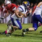 Maumee High School Varsity Football falls to Bowling Green High School 21-49